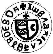 1 Ducat - Vladislav I (Type I) – obverse