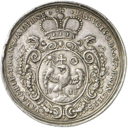 1 Thaler - Constantin II Brâncoveanu – reverse