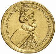 5 Gold Ducat - Constantin Brâncoveanu – obverse