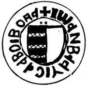 1 Ducat - Vladislav I (Type IIIb1) – obverse