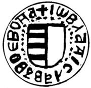 1 Ducat - Vladislav I (Type IIIb2) – obverse