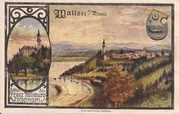 180 Heller (Wallsee) -  reverse