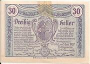 30 Heller (Wang) – reverse