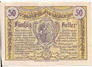 50 Heller (Wang) – reverse