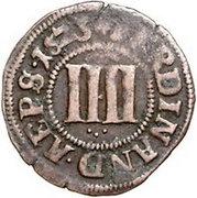 4 Pfennig (Kipper) – reverse
