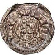 1 Brakteat - Heinrich VIII. to Heinrich IX. (Weida) – obverse