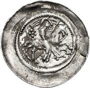 1 Pfennig - Friedrich I. (Altorf) – obverse