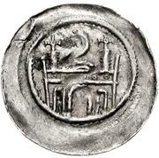 1 Pfennig - Friedrich I. (Altorf) – reverse