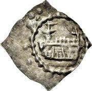 1 Pfennig - Friedrich I. (Vierzipfeliger Pfennig) – obverse