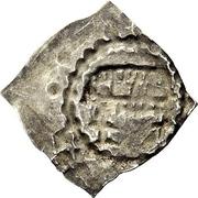 1 Pfennig - Friedrich I. (Vierzipfeliger Pfennig) – reverse