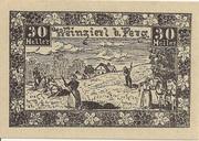 30 Heller (Weinzierl) -  obverse