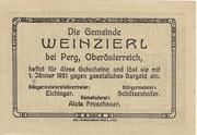 30 Heller (Weinzierl) -  reverse