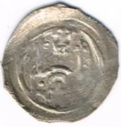 1 Pfennig – reverse