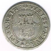 12 Kreuzer - Ferdinand II – reverse
