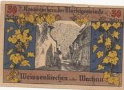 30 Heller (Weissenkirchen) – obverse