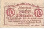 10 Heller (Wels) -  obverse