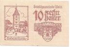 10 Heller (Wels) -  reverse