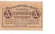 20 Heller (Wels) -  obverse