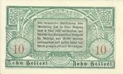 10 Heller (Wendling) -  reverse