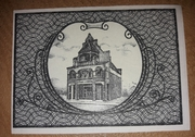50 Pfennig (Bankhaus Janßen) – reverse