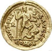 Solidus - Honorius (Ravenna) -  reverse