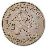 ½ Penny - Loren Lannister – reverse