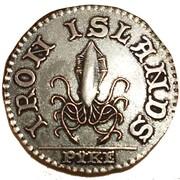 Copper Penny - Balon Greyjoy (Iron Islands) – reverse