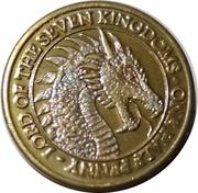 ½ Penny - Aegon V Targaryen – reverse