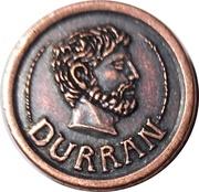 Durran Durrandon Storm Penny (Storm's End) – obverse