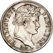 2 Franken - Jérôme Bonaparte -  obverse