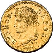 5 Franken - Jérôme Bonaparte – obverse
