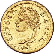 10 Franken - Jérôme Bonaparte – obverse