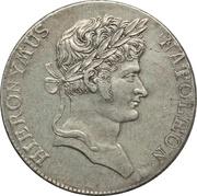 1 Thaler - Jérôme Bonaparte (Mining thaler) – obverse