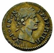 Jeton - Coronation of Napoleon I (Westphalia) – obverse