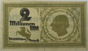2,000,000 Mark (Landesbank der Provinz Westfalen) – reverse