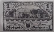1 Mark (Bruchhausen bei Höxter) – obverse
