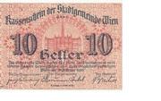 10 Heller (Wien) -  obverse