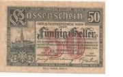 50 Heller (Wien) -  obverse
