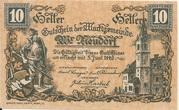 10 Heller (Wiener Neudorf) – obverse