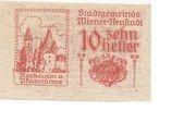 10 Heller (Wiener-Neustadt) – obverse