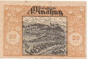 20 Heller (Windhag bei Waidhofen an der Ybbs) -  obverse