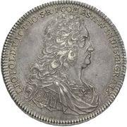 1 Thaler - Leopold Victor Johann – obverse