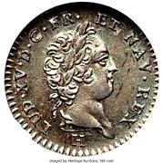 12 Sols - Louis XV – obverse