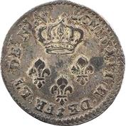 2 Sous, 6 Deniers - Louis XVI – obverse