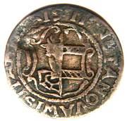 3 Pfennig - Fredrik I (Swedish Occupation) – obverse