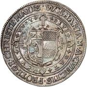1 Thaler (Treaty of Pahrenholz) – obverse
