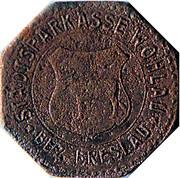 10 Pfennig - Wohlau – obverse