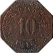 10 Pfennig - Wohlau – reverse