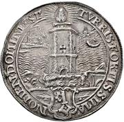 ½ Thaler (Reformation) – obverse