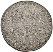 1½ Thaler (Schautaler; Council of thirteen) – reverse